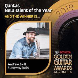 Andrew Swift | Golden Robot Records