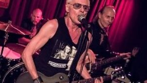 Michael Des Barres (Die Laughing Records / Golden Robot Records)